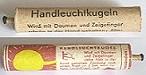 DDR Handleuchtkugel